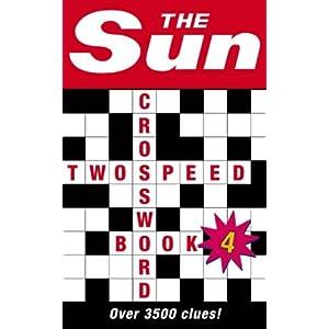 The Sun Two-Speed Crossword Book 4 (Bk.4)