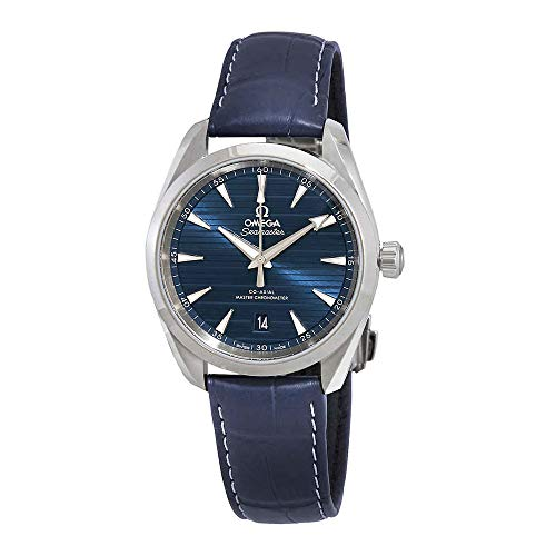 Omega Seamaster Aqua Terra Automatic Chronometer Blue Dial Men's Watch 220.13.38.20.03.001