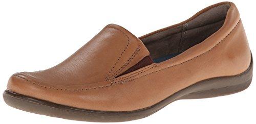 Naturalizer Women's Detect Slip-On Loafer,Camel,9 M US
