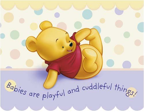 Pooh Baby Shower Invitations by Party America