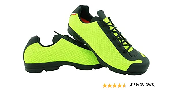 LUCK Zapatillas de Ciclismo Jupiter, Ideal para la práctica de ...