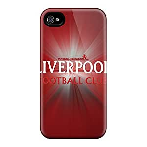 Ideal Rewens Case Cover For Iphone 4/4s(liverpool Football Club Of England), Protective Stylish Case