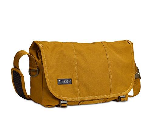 Timbuk2 Flight Classic Messenger Bag, Brass/Army, S, Brass/Army, Small ()