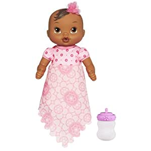 Amazon Com Baby Alive Luv N Snuggle Baby Doll African