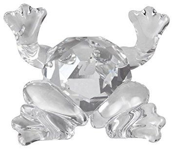 (Swarovski Crystal Baby Frog 286313 )