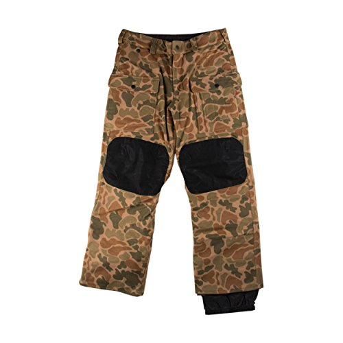"Burton Mens Heritage Field Pant ""Wool Camo"""