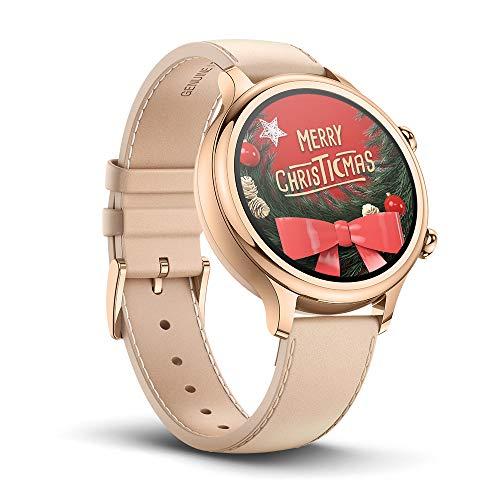 Ticwatch C2 Smartwatch, Wear OS von Google Classic Uhr, IP68 Sweat und Wasserdicht, Google Pay, Kompatibel mit iPhone…
