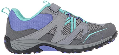 Grey Chaser Hiking Little Multi Shoe Kid Trail Big Kid Merrell 8gnqaa