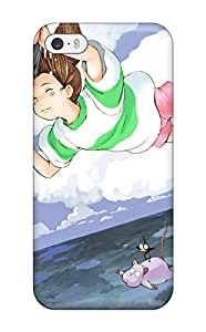 3114540K36383005 Premium Iphone 5/5s Case - Protective Skin - High Quality For Spirited Away