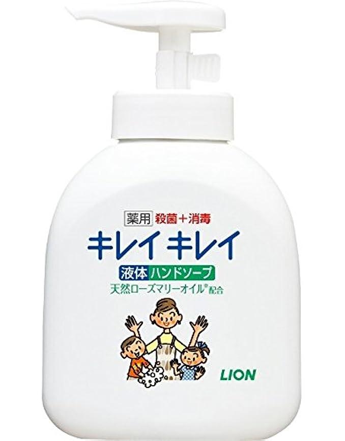 敬アノイ複雑なキレイキレイ 薬用 液体ハンドソープ 本体ポンプ 250ml(医薬部外品)