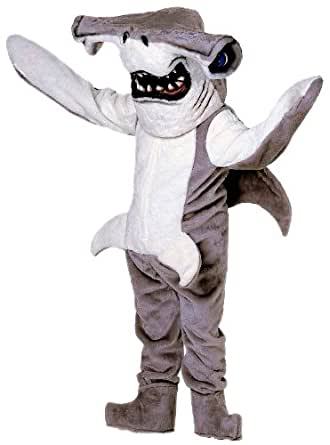Amazon.com: Hammerhead Mascot Costume: Clothing
