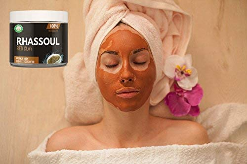 Moroccan Ghassoul Rhassoul Clay for Face