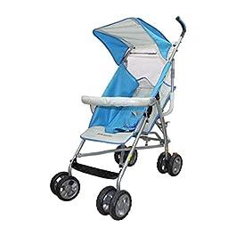 Best New Born Baby Stroller Rocker with Umberlla Net