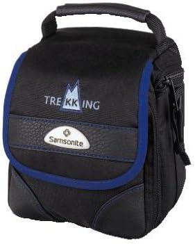 Samsonite Trekking D F V1 Fototasche Schwarz Blau Kamera