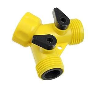 Amazon.com : RAM-PRO 2-Way Hose Non-Rust Spigot Faucet