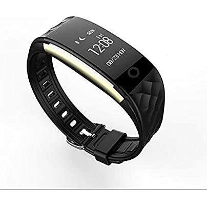 LL-Waterproof Sports Smart Heart Rate Bracelet Fitness Tracker Sleep Quality Monitor Call Notification reminder Wristband Estimated Price £45.00 -