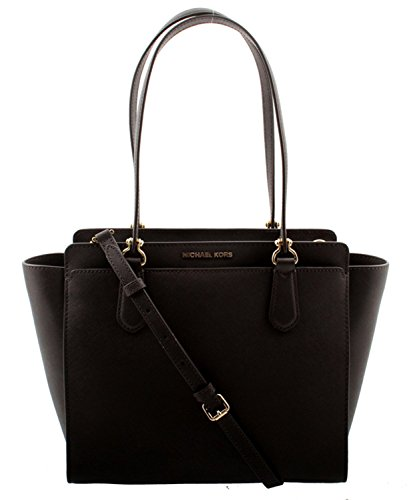 MICHAEL Michael Kors Dee Dee Medium Convertible Tote, Color Coffee by MICHAEL Michael Kors