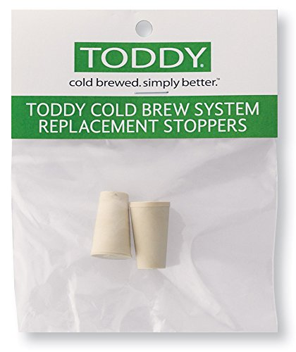 Toddy THMRS2 Cold Brew System Rubber Stoppers 2-Pack, Set of 2