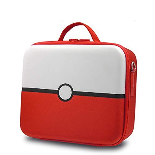 Funda de almacenamiento Traveler Deluxe para Nintendo Switch Portátil Nintendo Switch Portador de protección Conmutador de...