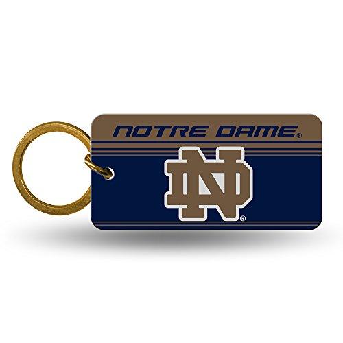 Ncaa Plastic Keychain - 7