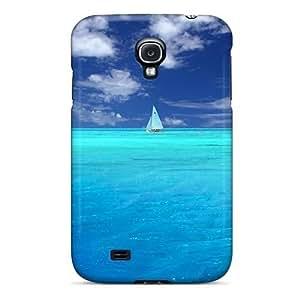 For Galaxy S4 Fashion Design Wonderful Blue Ocean Case-ZfGnlid8080TjCgs