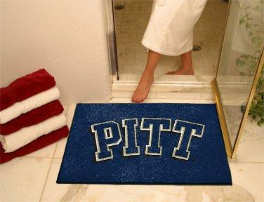 Team Fan Gear Fanmats Pittsburgh All-Star Rugs 34''x45'' NCAA School -1714