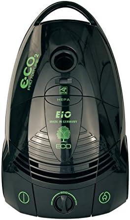 Staubsauger EIO PRO NATURE ECO 650 Watt mit praktischem Park und Ordnungssyste