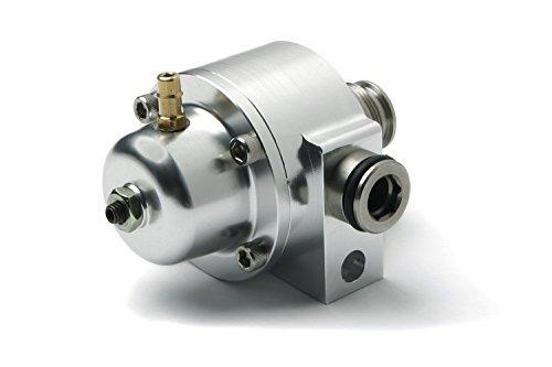 Holley Carb Fuel Pressure - Holley 512-507 Adjustable Fuel Pressure Regulator Kit