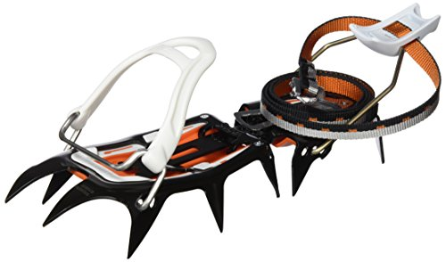 PETZL - VASAK, Crampons for Classic Mountaineering, Leverlock