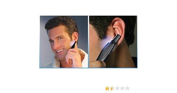Cortapelos Precisión con Luz Micro Touch: Amazon.es: Salud y ...