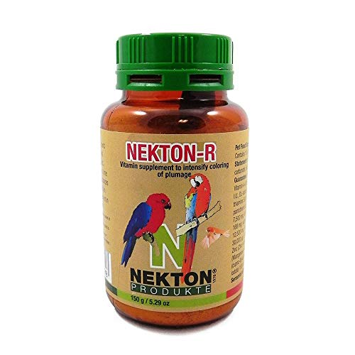Nekton R Enhances Red Color in Birds, 150gm