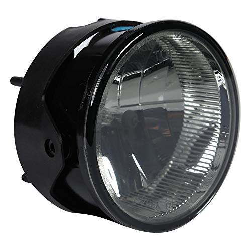 (Anysell88 Front Fog Light Lamp with Bulb AL1Z15200A for Expedition 2007-2014 (Smoked))