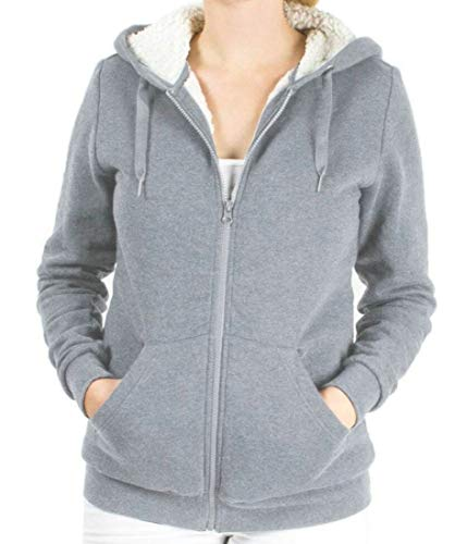 WSPLYSPJY Women Warm Hooded Winter Faux Fur Lined Zip for sale  Delivered anywhere in Canada