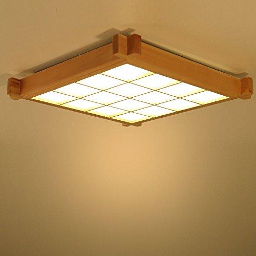 MEIHOME Deckenleuchten Ultraflache LED warmes Licht 38 CM Deckenlampe für Schlafzimmer Wohnzimmer Küche Badezimmer