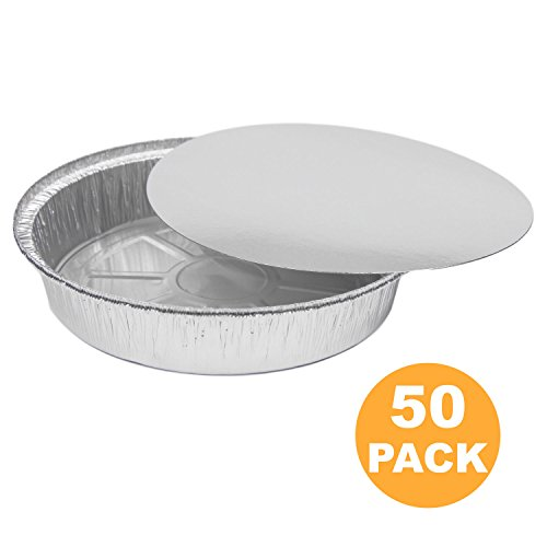 aluminum casserole pan with lid - 9
