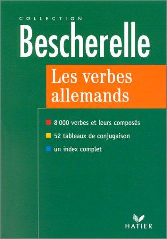 Les verbes allemands: 8000 verbes et leurs composes, Edition 97 pdf