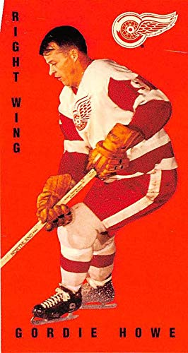 Gordie Howe hockey card (Detroit Red Wings, Mr. Hockey) 1995 Parkhurst 1964 1965 Tallboys #46
