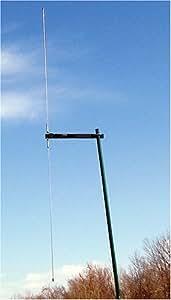 FM DX Antenna Co Long Range Outdoor Vertical Reception Antenna 88-108 MHz