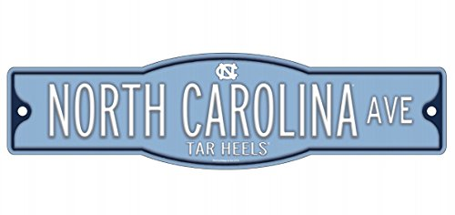 North Carolina Street Sign - 2