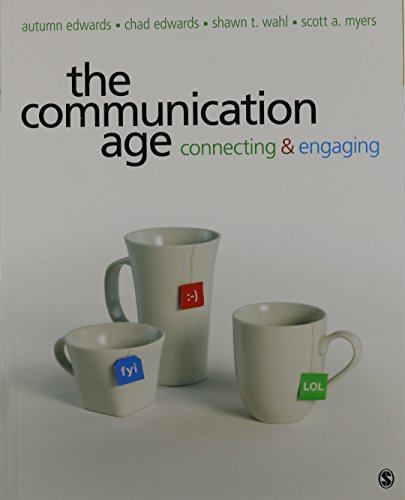 BUNDLE: Edwards: The Communication Age + IEB + SpeechPlanner