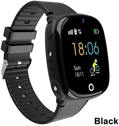 WDXDP Pulsera Inteligente Hw11 PS Impermeable Inteligente para Niños Reloj Bluetooth Podómetro Reloj Inteligente Niños Sos Llame A Los Niños Dispositivo Portátil Seguro