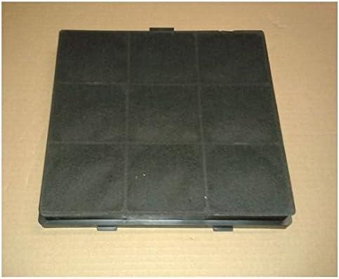 Filtro de carbón 23 / S3 / OKB) para la campana extractora AMICA OKB, POT, Candy ACM9 - Accesorios capucha - Piezas para capuchas: Amazon.es: Hogar