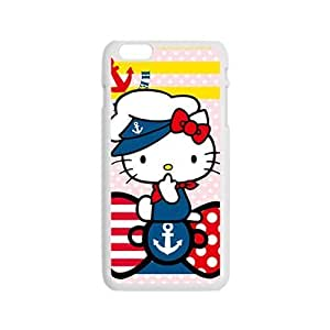 LINGH Hello kitty Phone Case for iPhone 4 4s Case