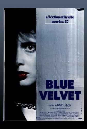 Blue Velvet Poster D Kyle MacLachlan Isabella Rossellini Dennis Hopper