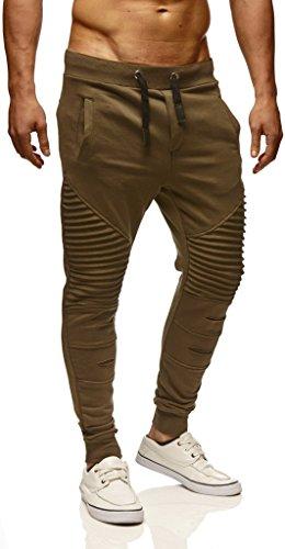 Fitness Nelson Pour Ln9017 Freitzeithose Survêtement Pantalons Leif Kaki Des Hommes Les De qzdfxTBnF