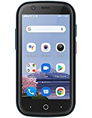 Unihertz Jelly 2, World's Smallest Android 10 4G Unlocked Smartphone 6GB + 128GB NFC Dark Green