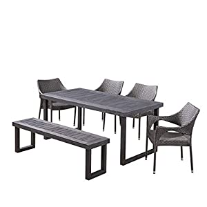 41A4cHzeBUL._SS300_ Wicker Dining Tables & Wicker Patio Dining Sets