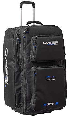 Cressi Moby 5, Blue ()