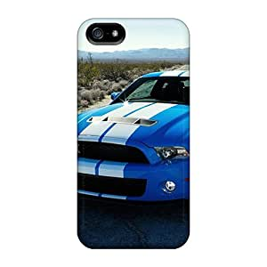 Iphone Cover Case - Ford Shelby Mustang Gt500 Coupe Protective Case Compatibel With Iphone 5/5s