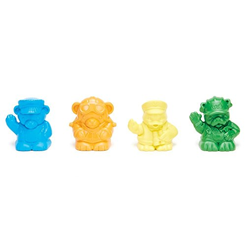 Green Toys Character Toy Figure (4 Pack) Character Toys